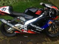 Rsv 1000cc 2001 swap enduro no 125s