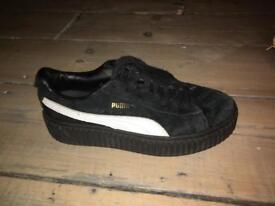 Puma fenty by Rihanna size UK 5