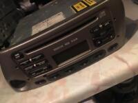 Ford KA. CD player cd6000 fits any ka 1998 -2008