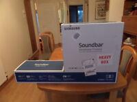 Samsung 4 series HW-M450 sound bar with Sub-woofer
