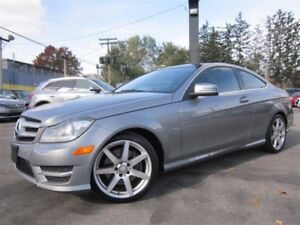 2012 Mercedes-Benz C-Class C350 COUPE~NAVIGATION~WARRANTY AVAILA