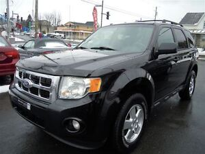 2011 Ford Escape XLT ,4X4