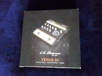LR BAGGS Venue DI Direct Box Acoustic Guitar Preamp Brand New Box Opened Once