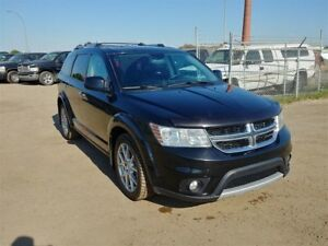 2014 Dodge Journey 3.6L V6 AWD R/T Leather DvD BCamera!