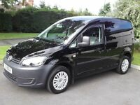 2011 VW CADDY 1.6 TDI BLUEMOTION - 88000 miles - No vat