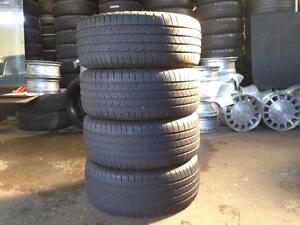 4 RUNFLATS 225 50 17 SUMMER - GOODYEAR EAGLE LS2 * STAR RSC