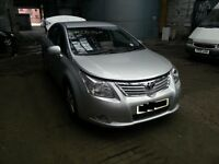 TOYOTA AVENSIS 1.8 PETROL TR BREAKING 09-10-11-12-13-14 FOR SPARES 1X WHEEL NUT