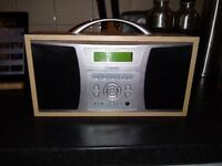 FREE DAB radio, missing aerial