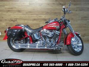 2005 Harley-Davidson FLSTF Fat Boy CVO SCREAMING EAGLE  76$/SEMA