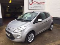 FORD KA 1.2 ZETEC ** £20 YEAR TAX ** LOW MILEAGE 27K! ** IMMACULATE CONDITION **