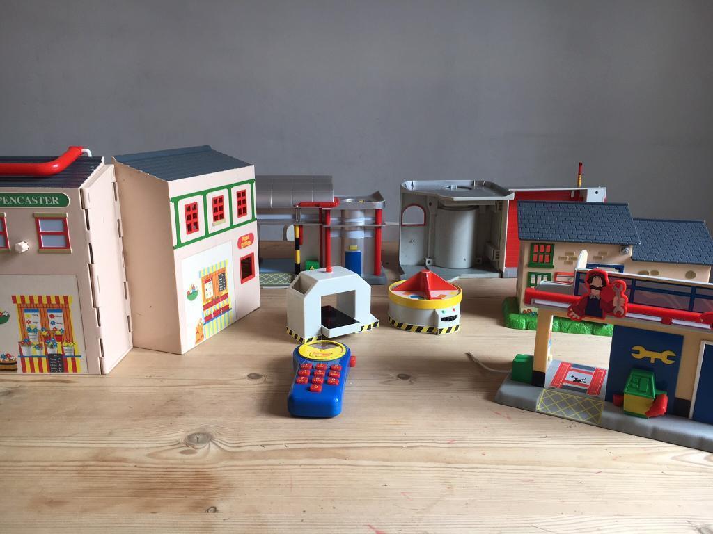 Postman pat toy buildings bundle
