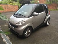 Smart Fortwo 84 HP Turbo Cabriolet