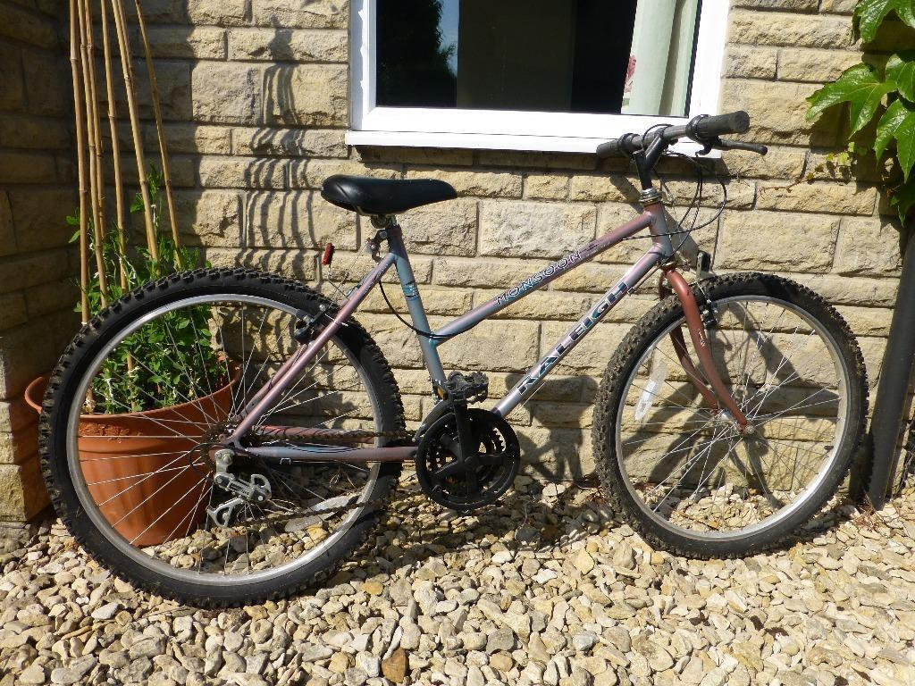 Ladies raleigh bicycle in malmesbury wiltshire gumtree for Rooms to go kids raleigh