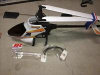 Venture CP 30 ARF Heli: CP by JR (JRP9005), with Gyro and Extras