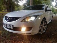 2010 Mazda 6 2.2D SL (top model) Very Low Mileage Mazda6