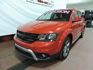 2016 Dodge Journey CROSSROAD, AWD, NAV, TOIT, 7 PASSAGERS West Island Greater Montréal image 1
