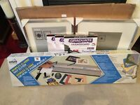 Brand New Picture Framing Package For Sale, Logan 550-1 Matt Cutter and Extras