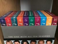 Friends dvd box set Complete