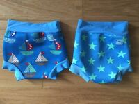 Happy Nappy - multiple use swim nappies (2) - Size L