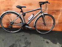 Raliegh strada hybrid 1 bike