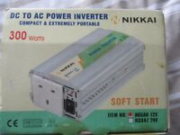DC to AC Power Inverter -For Caravan or Car