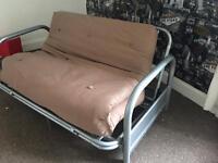 REDUCED *****Metal futon