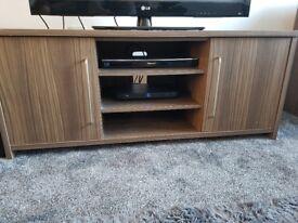 3 x wooden units