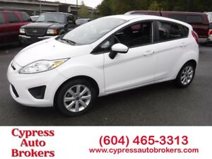 2012 Ford Fiesta SE (Loaded including bluetooth)