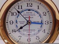 Howard Miller Ships Time and Tide Clock