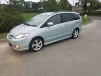 Mazda 7 seater mpv people carrier(Not touran,zafira,grand scenic,galaxy,sharan)