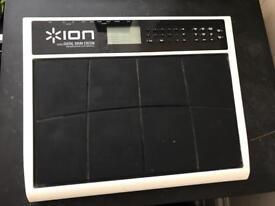 ALESIS Ion Digital drum station, drum pad, trigger pad.