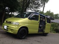 HI SPEC MAZDA BONGO 2.5 TD DAY VAN MPV/ CAMPER SURF BUS/LOW LEVEL COOLAN/BRAND NEW MOT&CAMBELT KIT