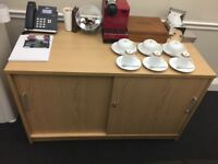 Office sideboard/credenza