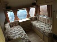 Swift 2 berth caravan