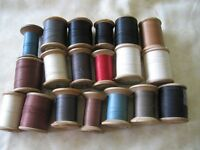 Vintage Cotton Bobbins
