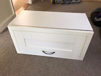 Free to collect: Single overhead kitchen cupboard