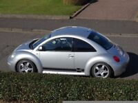 vw volkswagen beetle 1.8 turbo revo