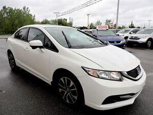 2014 Honda Civic EX/UN PROPRIETAIRE/JAMAIS ACCIDENTE