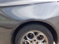 Alfa Romeo GT 2.0 JTS 165 HP