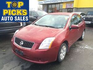 2008 Nissan Sentra 2.0 SEDAN, AUTOMATIC, POWER GROUP, LOW MILEAG