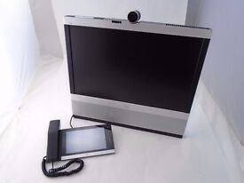 """Cisco Video TelePresence Conference System CTS-EX60-K9 TV 21""""NEW."""