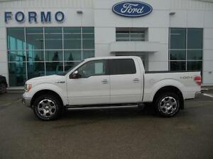 2012 Ford F150 SUPERCREW LARIAT 4X4