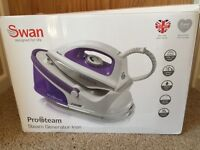 Swan ProSteam Steam Generator Iron