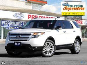 2013 Ford Explorer XLT***DVD, NAV, LEATHER***