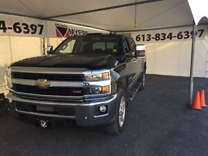 2016 Chevrolet SILVERADO 2500HD LTZ SUNROOF NAVIGATION DURAMAX!!