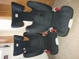 Car seats for sale x2 Britax Romer Kidfix XP
