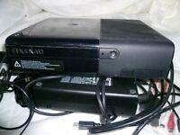 x box 360 e console