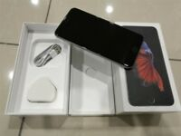 Apple iphone 6S plus 16gb vodafone and lebara network ***good condition***100% original phone***
