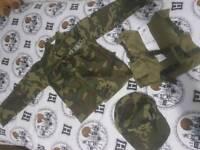Army kids costume