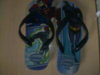 Boys HAVAIANAS Flip Flops size 12 (31-32)